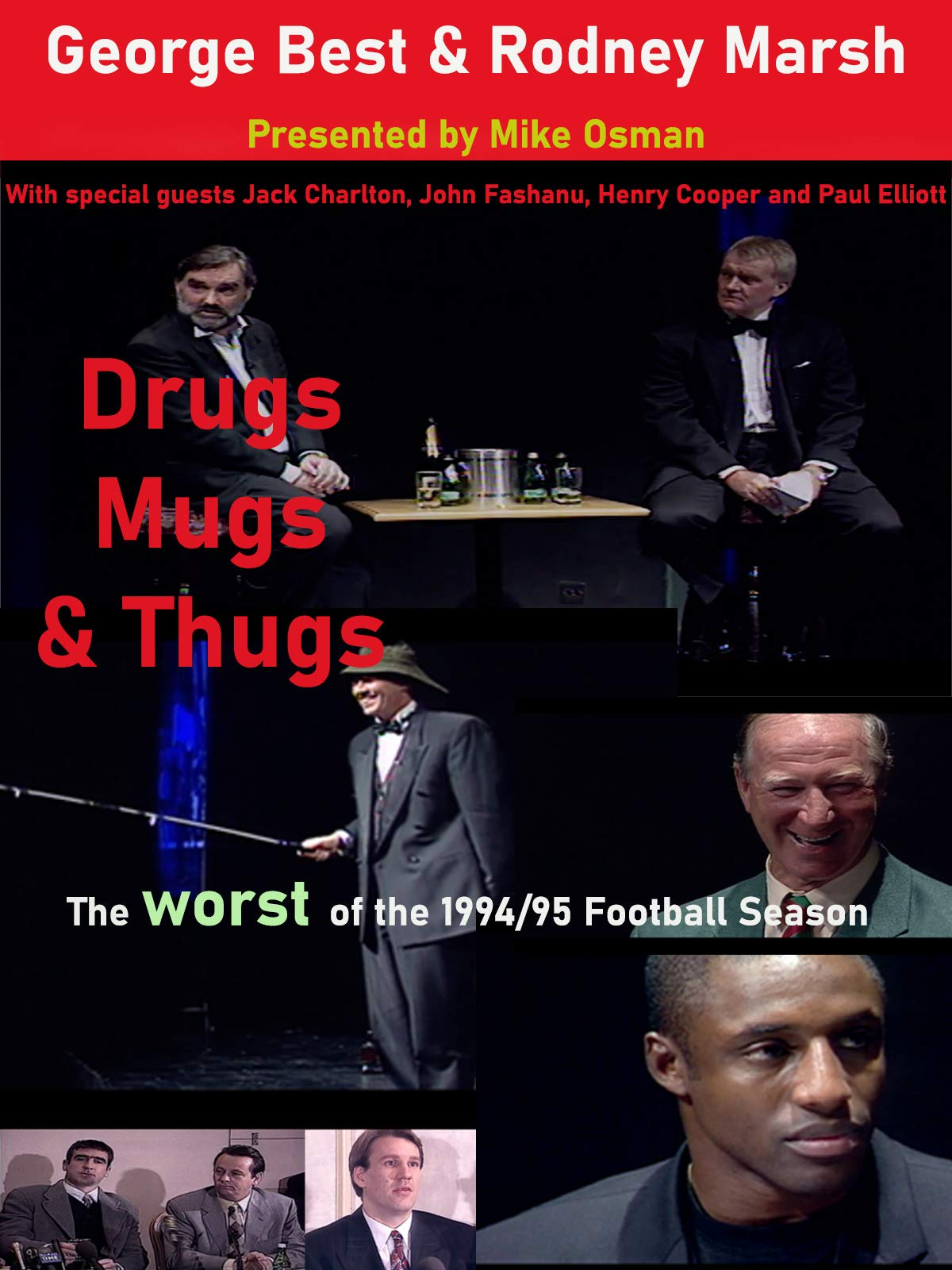 Drugs Mugs & Thugs on Amazon Prime Video UK