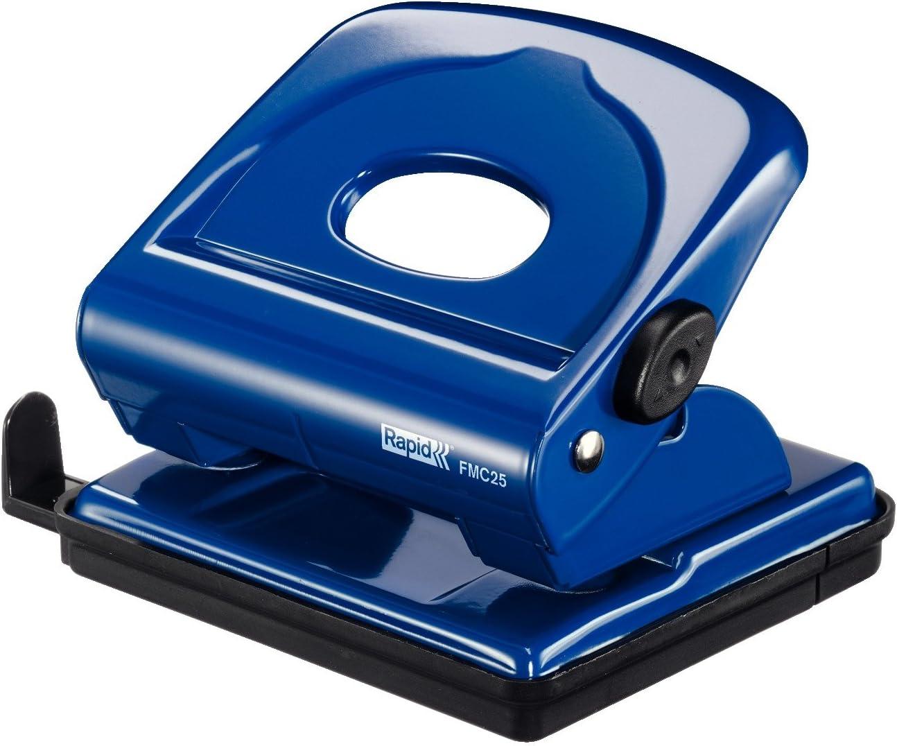 Perforatrice in metallo Blu colore Rapid FMC25