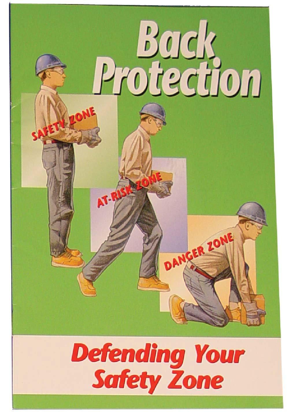 National Marker HB02 Back Protection Safety Awareness Handbook