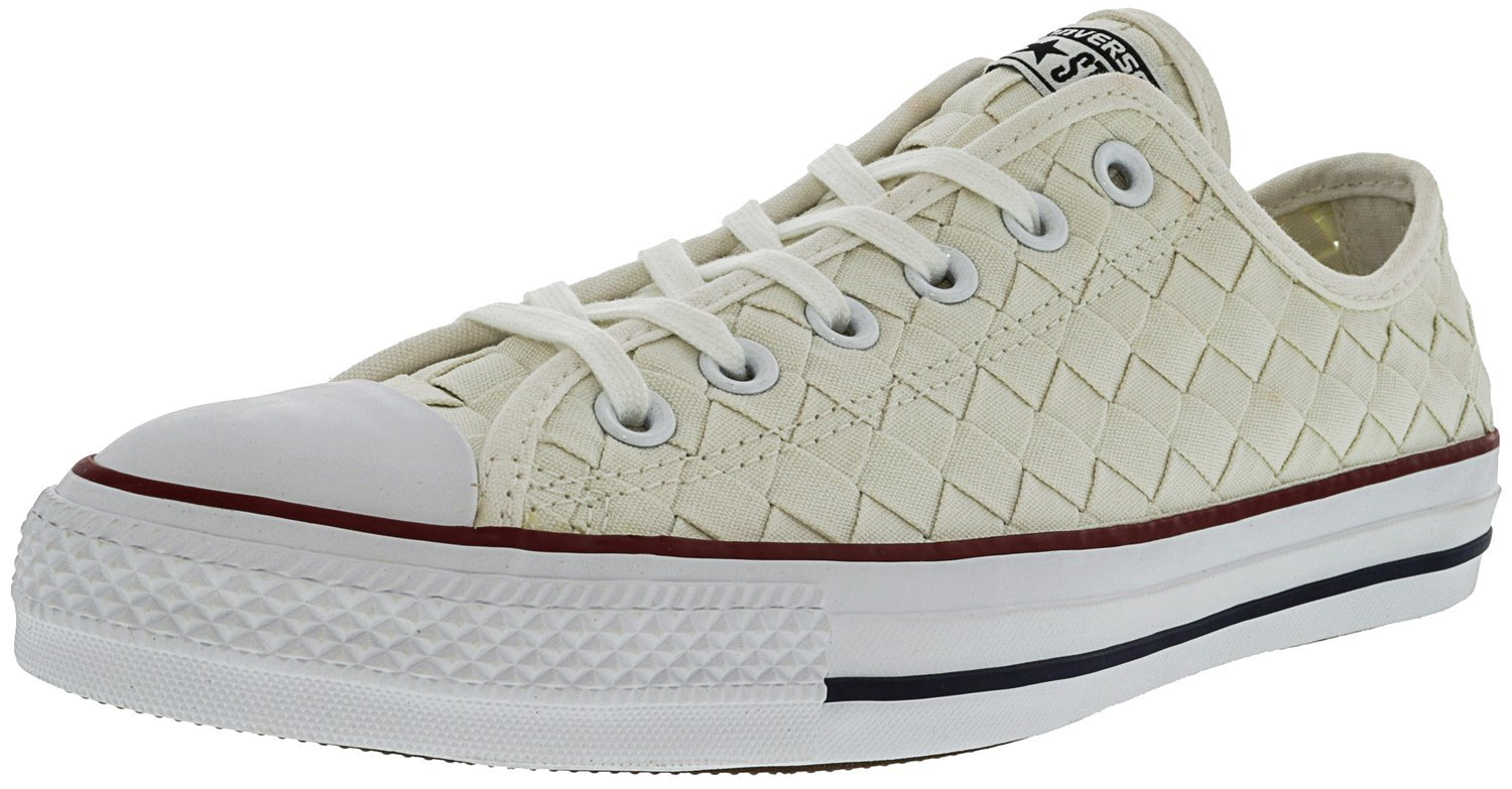 Converse Chuck Taylor All Star Core Ox B011JQOEJQ 9 M US Women / 7 M US Men|White / Red / White