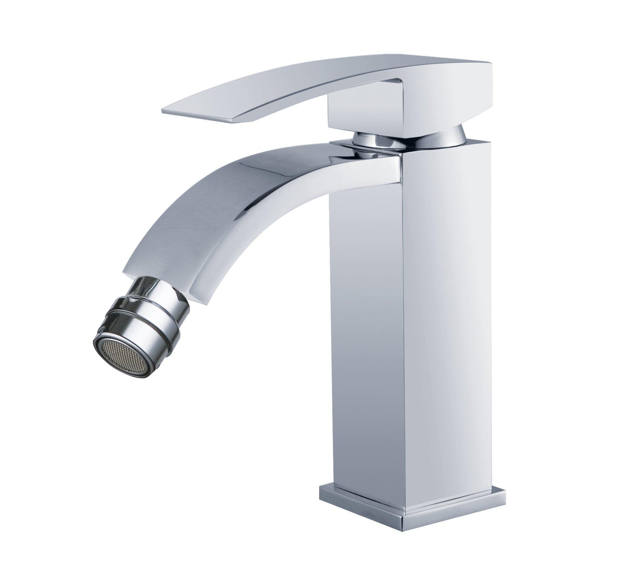 DP Bath SAC-0003''Grifería Acacia'' Bidet Tap - Chrome by DP Bath
