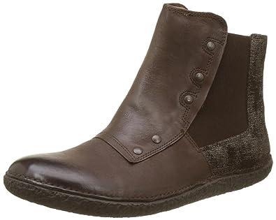 Kickers - Damen - HAPPLI - Stiefeletten & Boots - braun 9j8Fjt8z2k