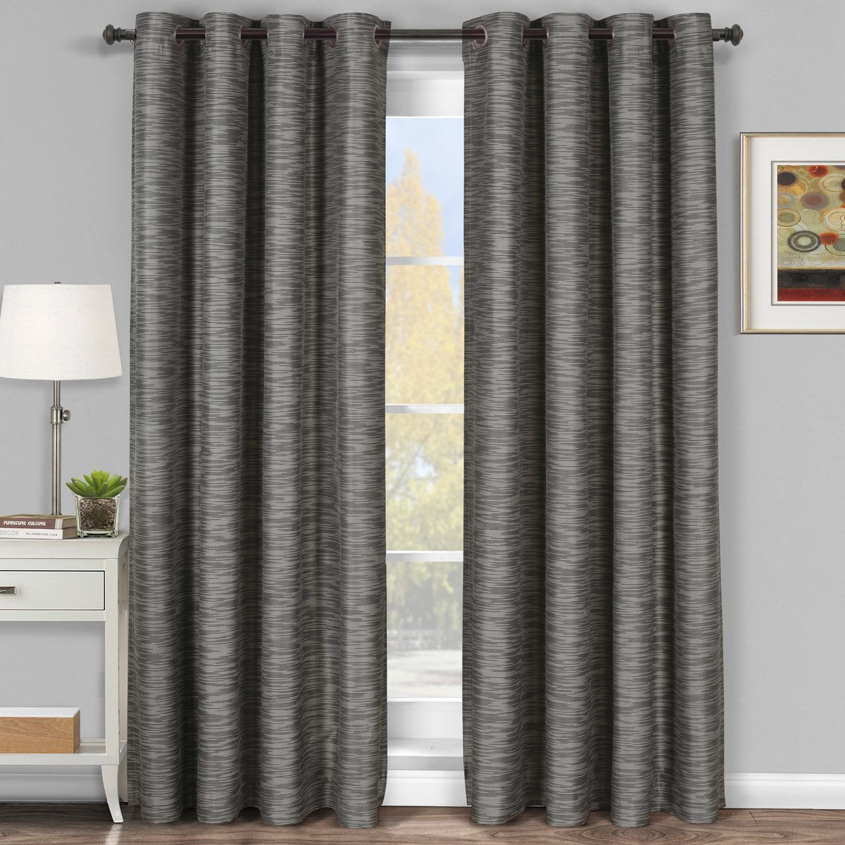 curtains price mist velvet blackout aqua home signature in kitchen hpd half amazon x com drapes curtain vpch dp