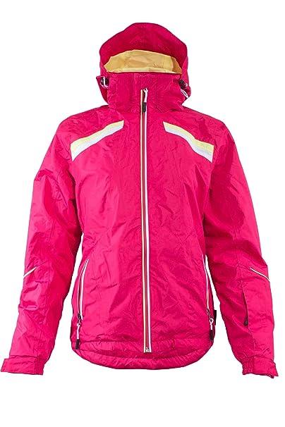 Crivit® 113092 - Chaqueta de esquí para mujer, Otoño/Invierno, Mujer, color Rosa, tamaño 42: Amazon.es: Ropa y accesorios