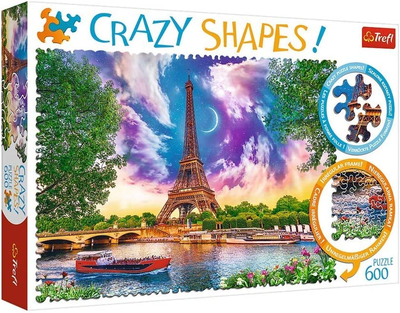 jigsaw puzzles with special shaped pieces