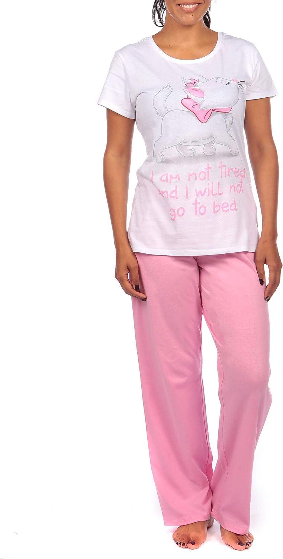 Disney The Aristocats Woman Short Pajamas