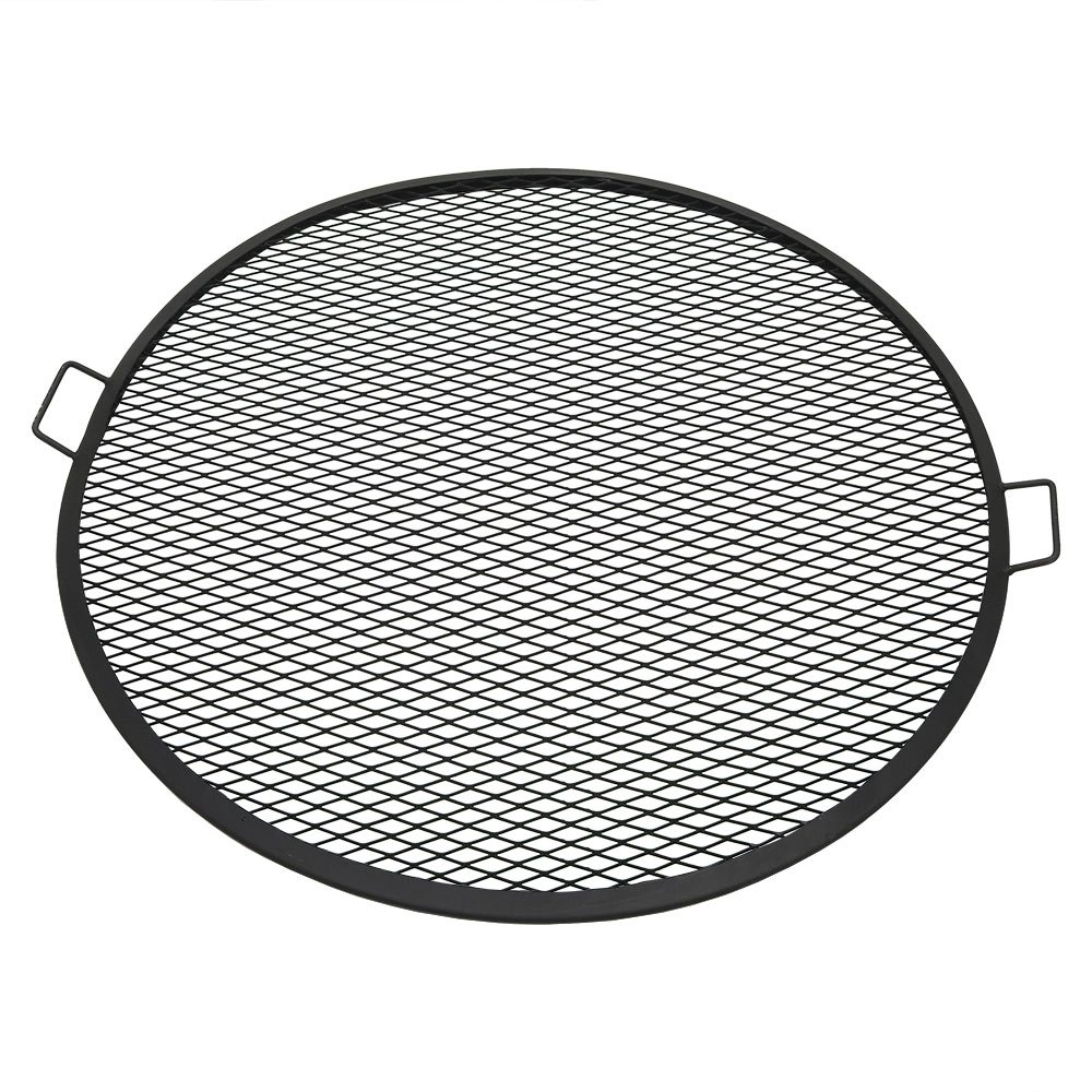 Amazon.com : Sunnydaze X-Marks Fire Pit Cooking Grill Grate, Outdoor ...