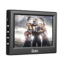 ikan VL5e 5-Inch HDMI Monitor with Sunhood and E6 Battery Plate - Black