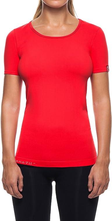 ABSOLUTE 360 - Camisa Deportiva - para Mujer: Amazon.es: Ropa y accesorios