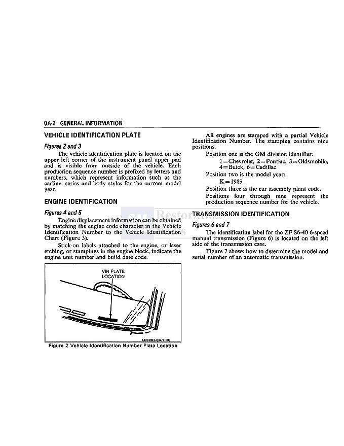amazon com bishko automotive literature 1990 corvette shop service rh amazon com