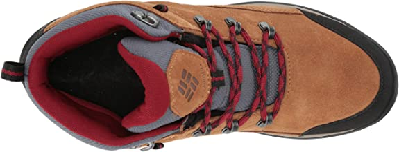 Columbia Fire Venture S II Mid WP, Chaussures Multisport Femme