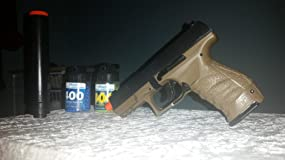 Extremely well made starter airsoft pistol!