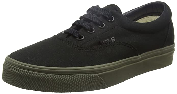 Vans Era Unisex-Erwachsene Low-Top Sneakers Grau (Acid Denim/Navy/Black)