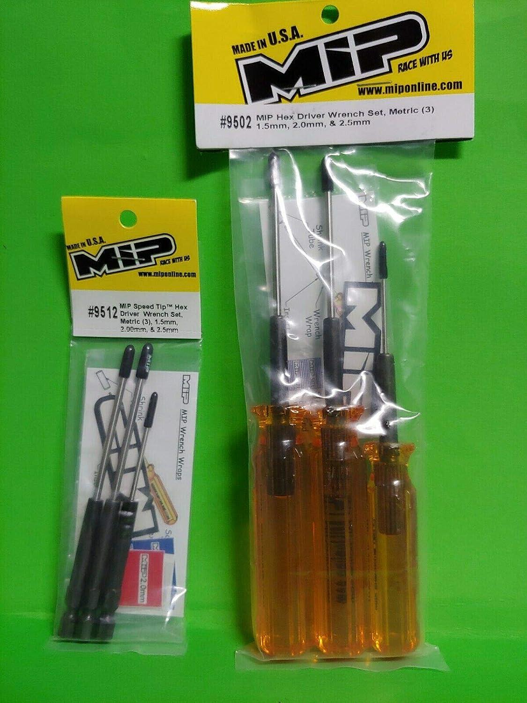 MIP Metric Hex Wrench Set 9502
