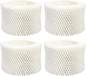 ECOMAID Humidifier Filters for Honeywell HAC-504 Honeywell HCM-600, HCM-710, HCM-300T & HCM-315T. Compare to Part# HAC-504AW.ECM-250i HCM-530,535,540,550,560,551,630,631,635,645,650(4)