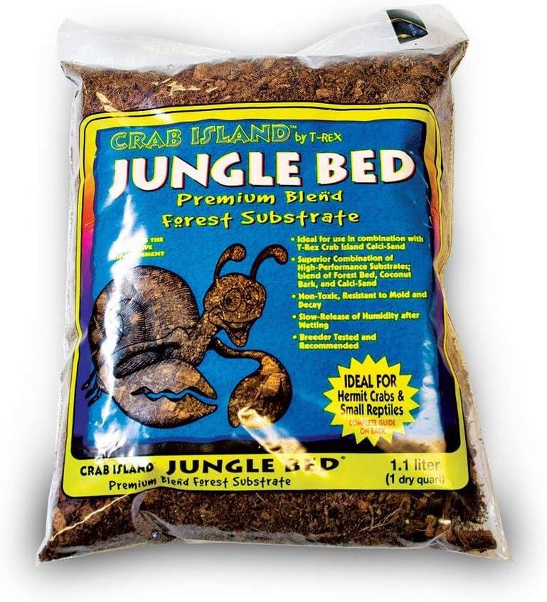 T-Rex Crab Island Jungle Bed