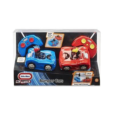 Little Tikes RC Bumper Cars: Toys & Games [5Bkhe1101645]