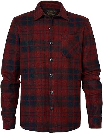 Petrol Industries Camisa Cuadros Rojo: Amazon.es: Ropa y ...