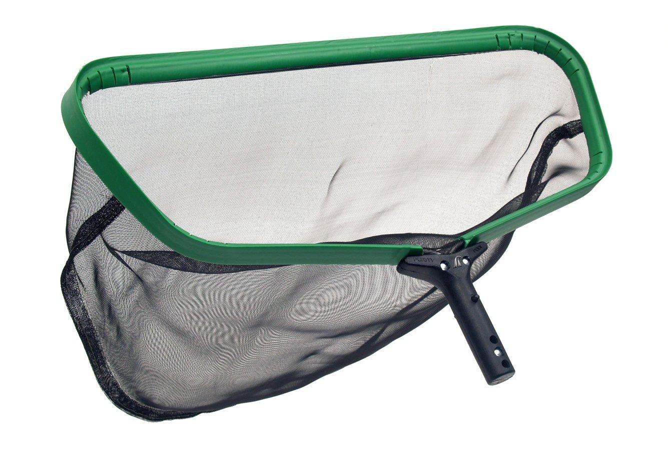 Purity Pool GTTD Gator 24-Inch Professional Leaf Rake, Tuff Duty Model