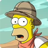 die Simpsons Springfield (Kindle Tablet Edition)
