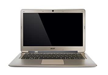Acer S5-391 - Ordenador portátil 13.3 pulgadas (core i5, 4 GB de RAM, 128 GB, Windows 7 Edition Home Premium) - Teclado QWERTY español: Amazon.es: ...