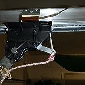 Genie 18656R.S Screw Drive Carriage Trolley for Garage Door Opener Replacements