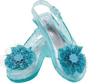 Disney's Frozen Elsa Shoes Girls Costume, One Size Child