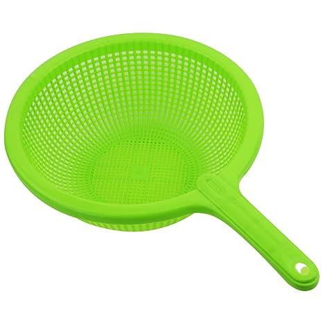 Compra SODIAL(R) Colador deFiltro Verde con Mango largo de plastico ... b021cdc26ec3
