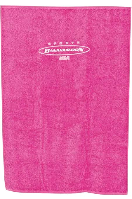 Drap de Plage Banana Moon Plain Towely Rose Framboise