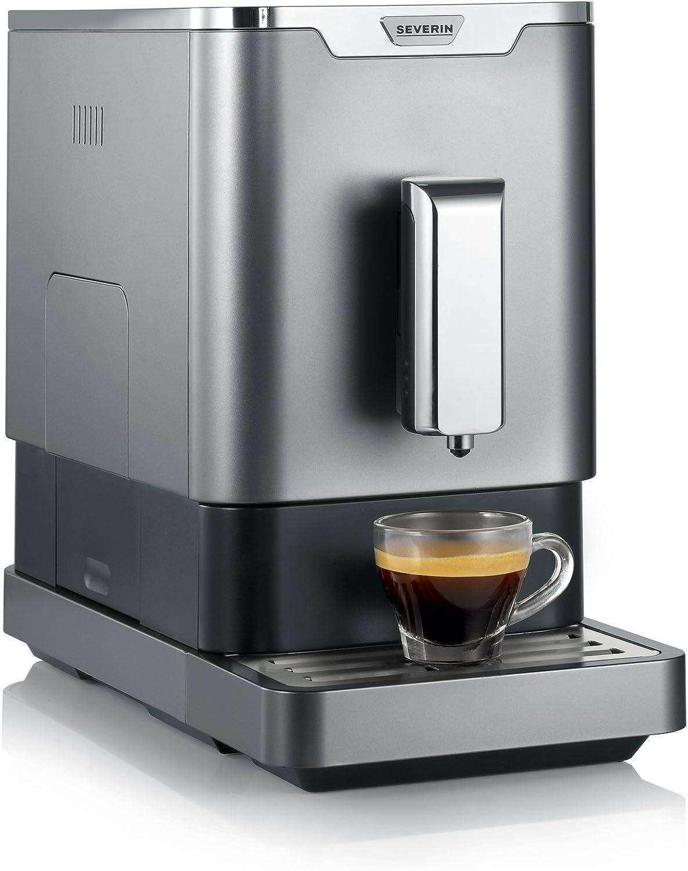 Kleinster Kaffeevollautomat von Severin