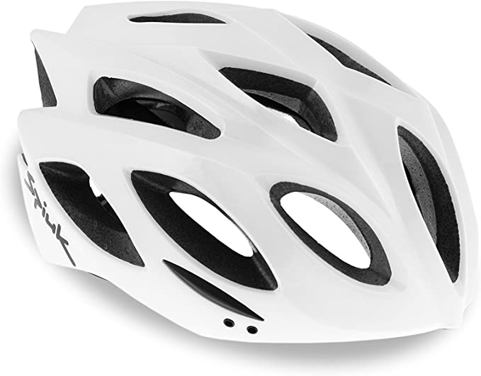 Spiuk Rhombus Casco, Unisex Adulto, Blanco, (S/M) 52-58: Amazon.es ...