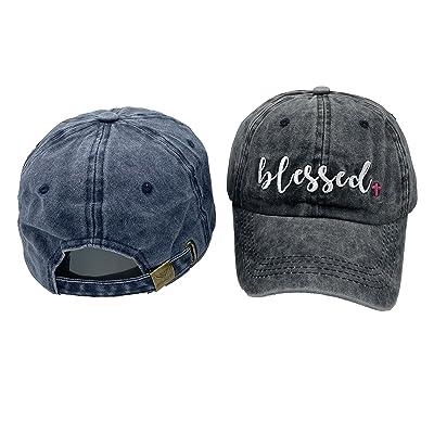 Faith Hope Love Hat Men Women Adjustable Washed Twill Baseball Cap Hat Ponytail Baseball Cap