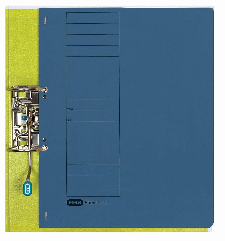 250 g//mq colore: Camoscio Raccoglitore con fori 50 pezzi Elba 21450CH commerciale o per ufficio completa di copertina anteriore in cartone manila per fogli A4 200 DIN circa
