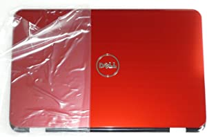 Dell C6H33 INSPIRON 15R N5110 LCD COVER w WLAN ANTENNA (RED)