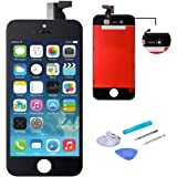 Original Replacement Digitizer and Touch Screen LCD Assembly for Black Apple Iphone 4s Repair Tool Include