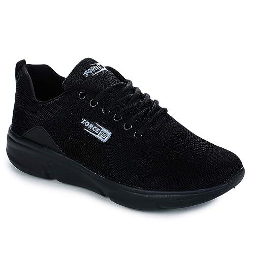 Bryant-1 Black Running Shoes