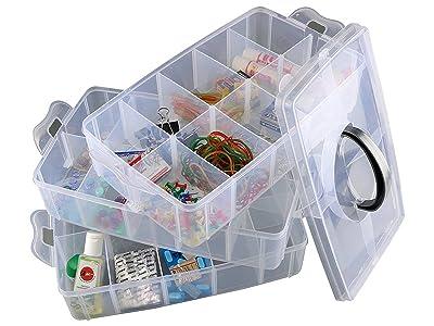 Miamour Transparent Plastic Box