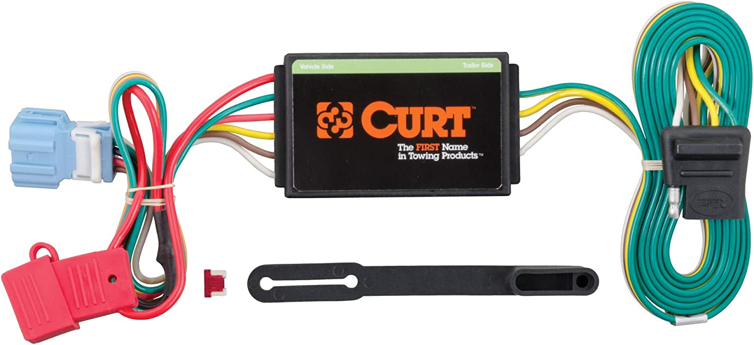 Curt Trailer Wiring Kit For 2013 Acura Rdx Collection ...