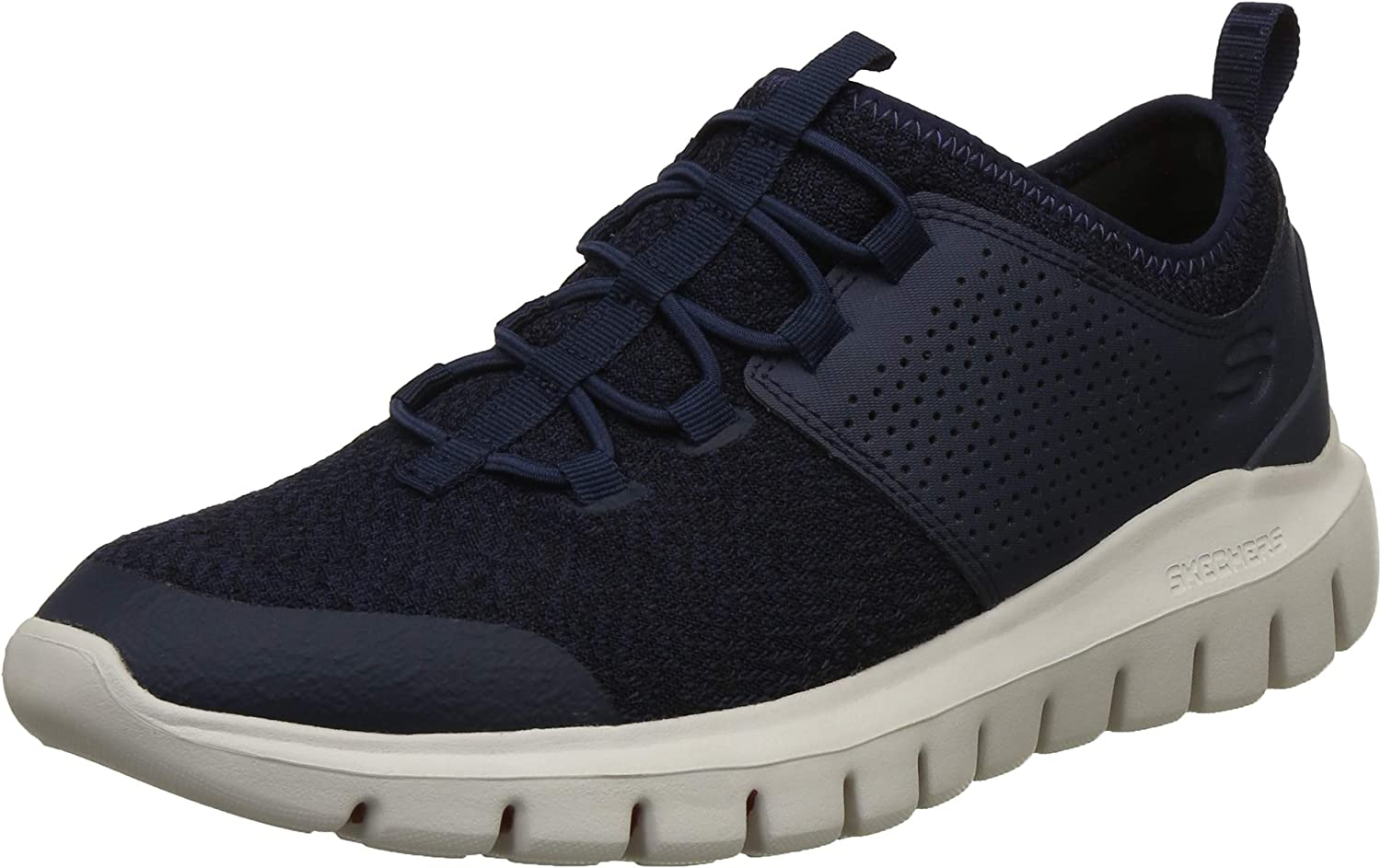 Top Sneaker Shoes Navy Blue