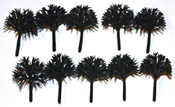 Wabisabi! 20 set of production model diorama tree conifer
