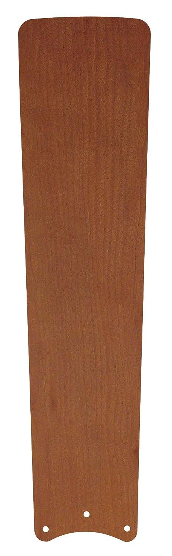 Fanimation BPW7880WA Inlet Blade Composite, 18-Inch, Walnut, Set of 4