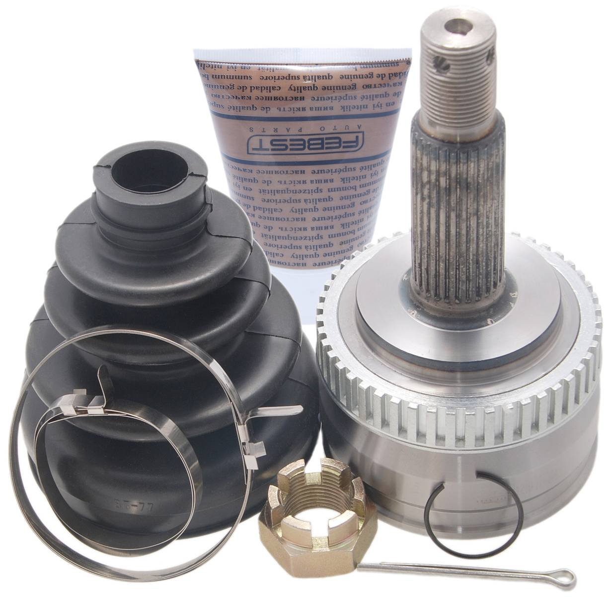 For Hyundai//Kia 495082Ej50 Febest Outer CV Joint 25X62X27