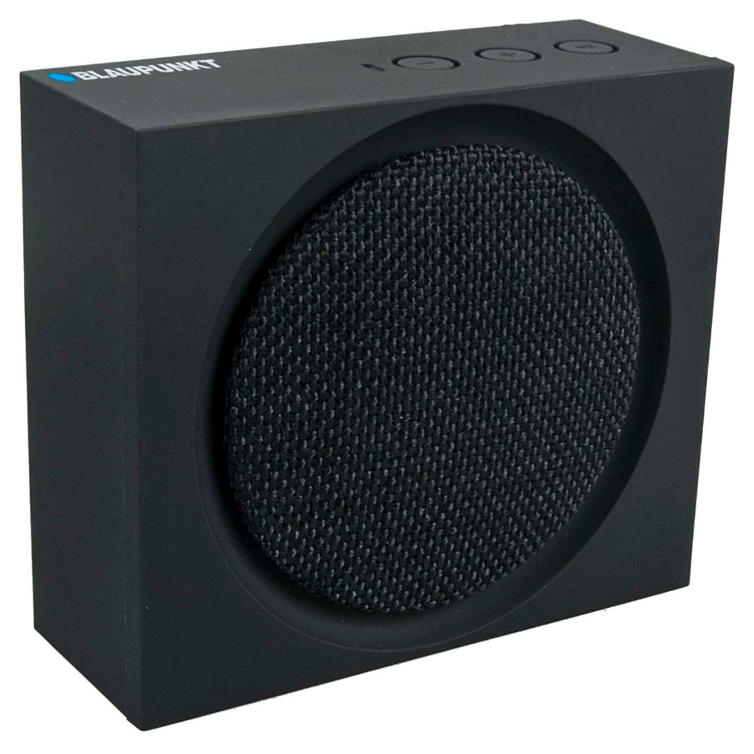 Altavoz inalámbrico portatil de Blaupunkt, disponible en diferentes colores (BT03BK negro)