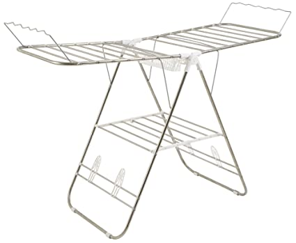 Amazon.com: Heavy Duty Laundry Drying Rack  Stainless Steel