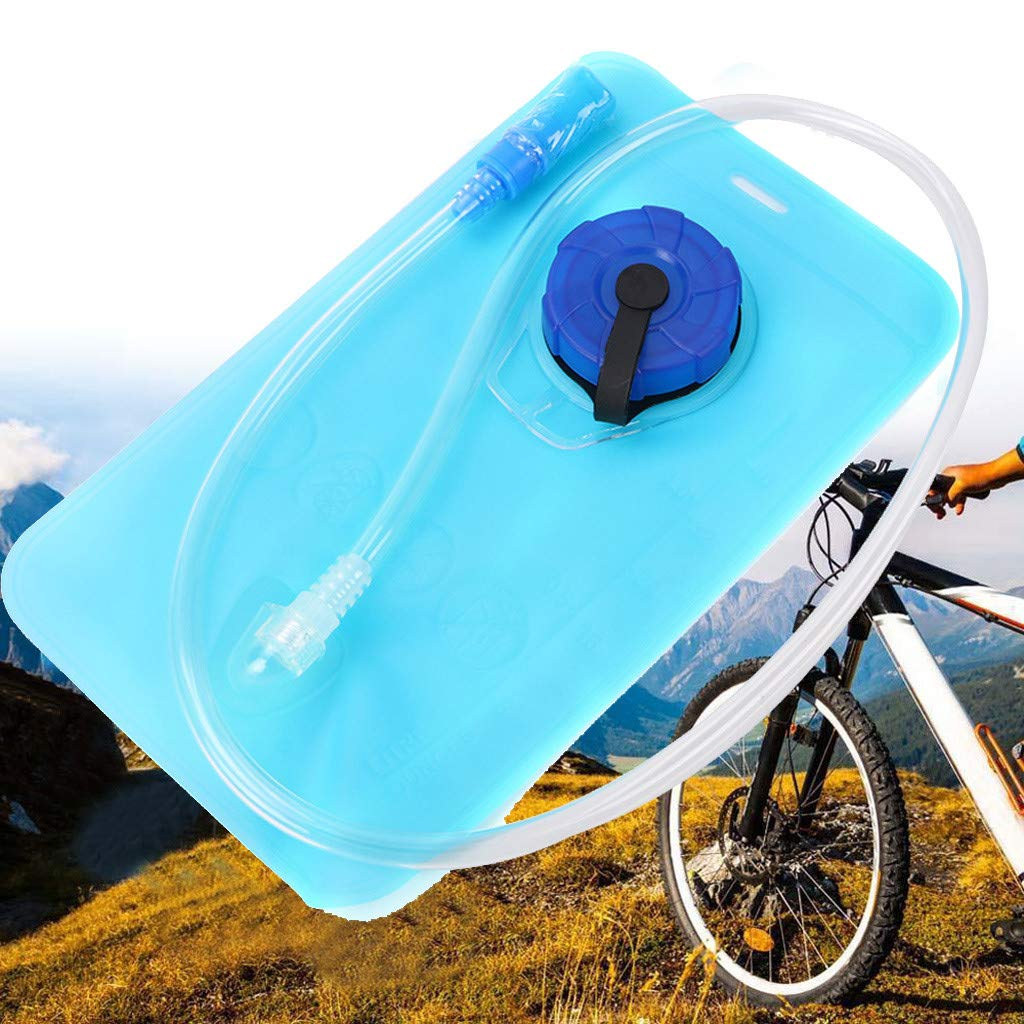 Euone Water Bladder Bag, 1L Water Bladder Bag Backpack Hydration System Pack Outdoor Cycling