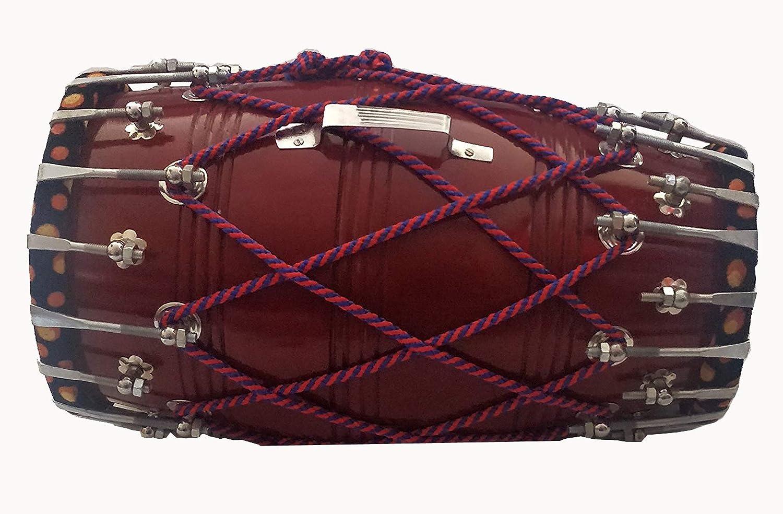 最高の品質 Makan Wedding Kirtan Bag Sangit Dhol/Dholak/Dholki Carry Drum Makan With Carry Bag B07NJ63627, ヤナイヅチョウ:1412ce73 --- a0267596.xsph.ru