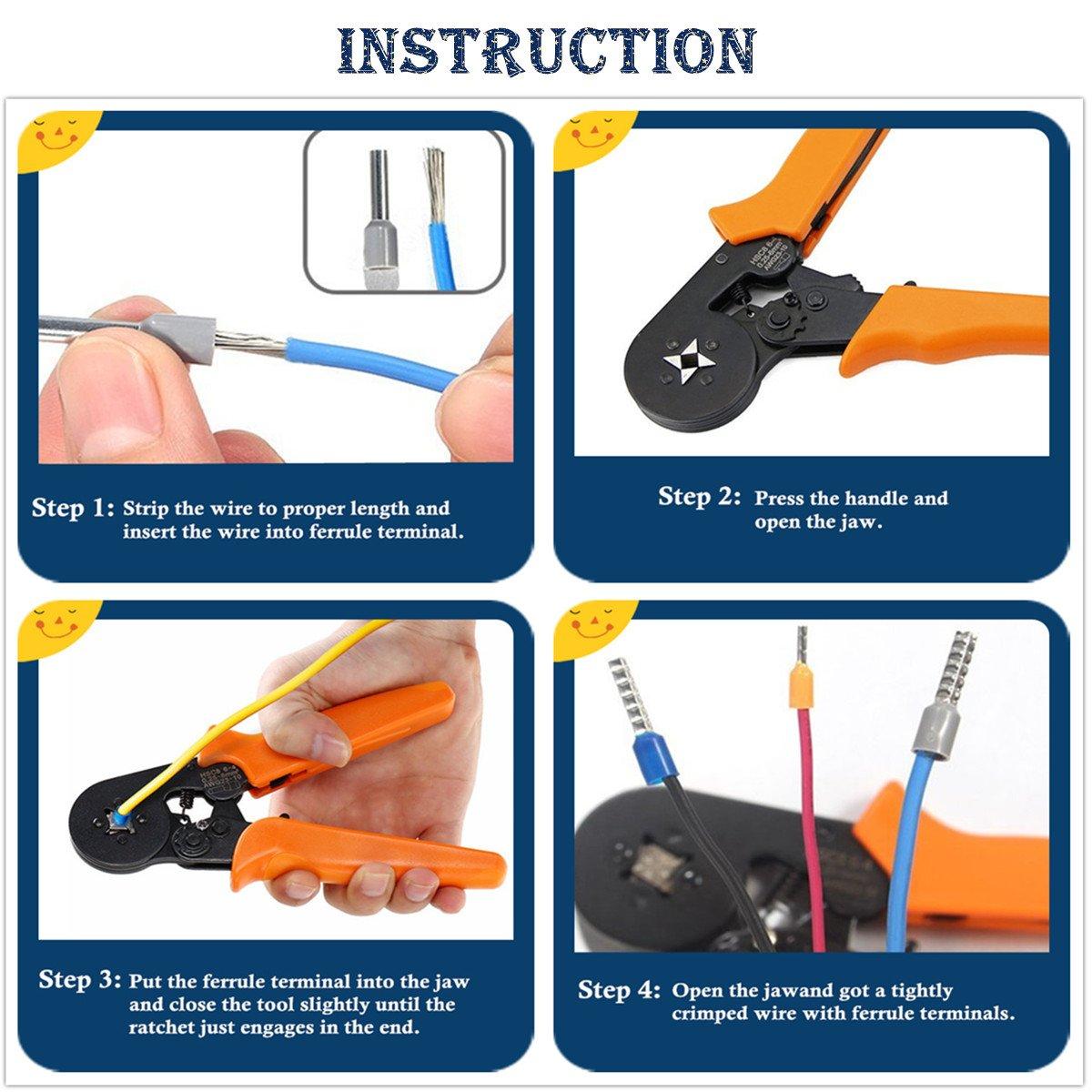 Proper Wire Crimping - Free Download Wiring Diagram
