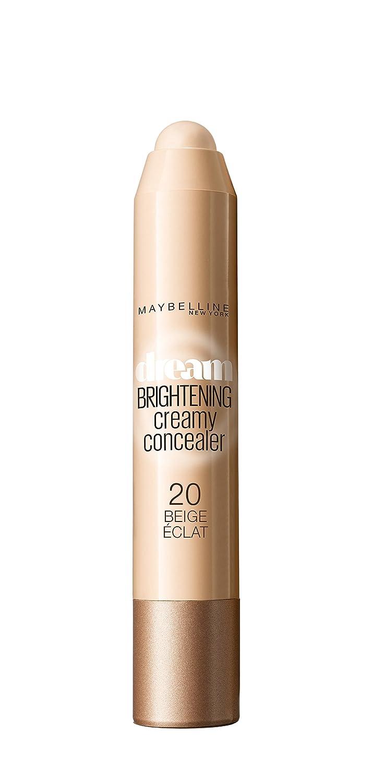 Maybelline New York Dream Brightenning Concealer Anti-Cerne Crème Éclat 20 Beigé Eclat GEMEY MAYBELLINE 05B2889200