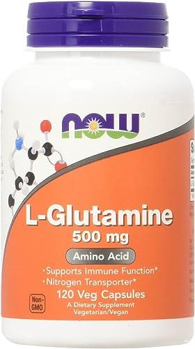 L-Glutamine 500mg 120C