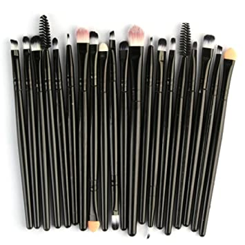 Amazon.com  Clearance! Travel Makeup Brushes for Women 5ddde795b